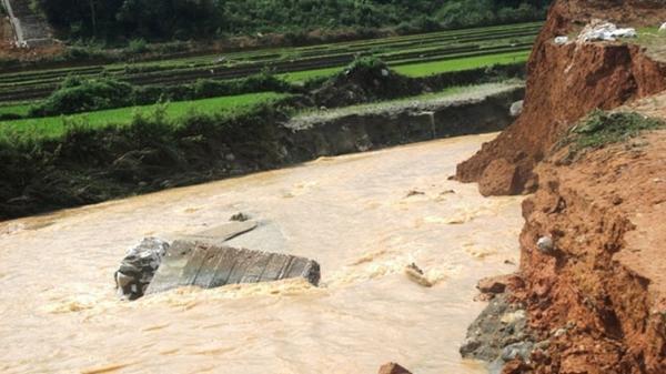 CẢNH BÁO: Điện Biên và các vùng núi Bắc Bộ sắp có mưa lớn kéo dài tới đầu tháng 8, nguy cơ cao xảy ra sạt lở, lũ quét