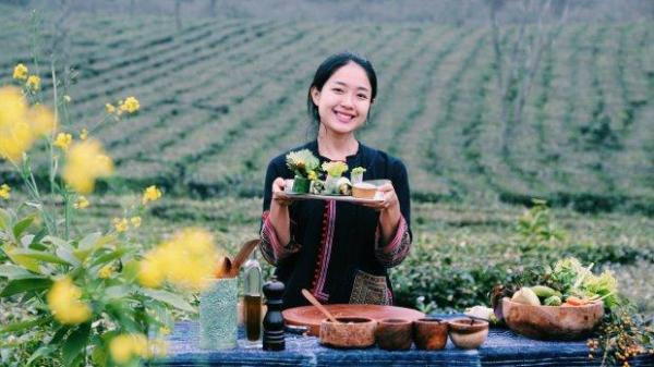 Vương Anh - Ái nữ của CEO thành đạt đến Youtuber cưỡi moto và nấu ăn giữa núi rừng Tây Bắc