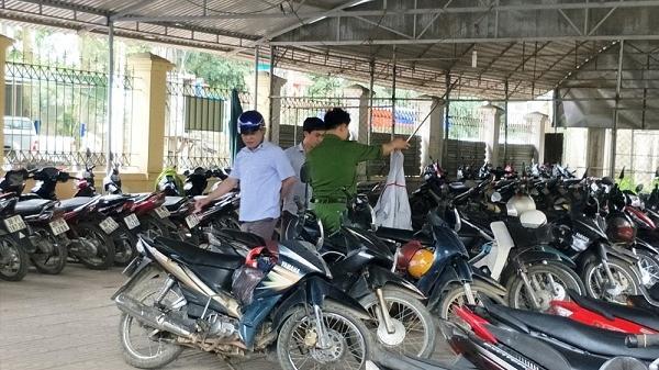 Hải Dương: Vào viện chăm người nhà, thanh niên bị trộm mất xe Honda SH để trong nhà gửi xe