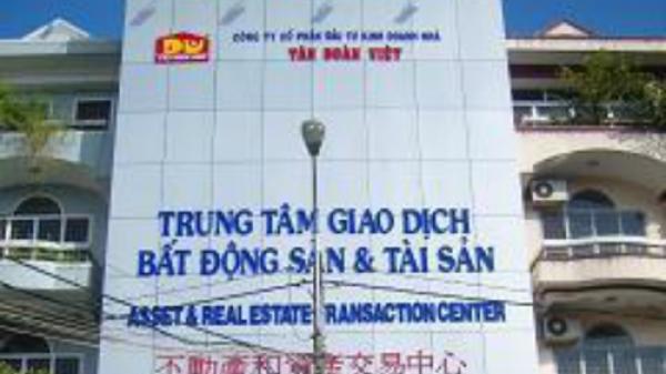 Ngân hàng SCB thu giữ một khu chợ, siêu thị ở TP HCM để xử lý nợ