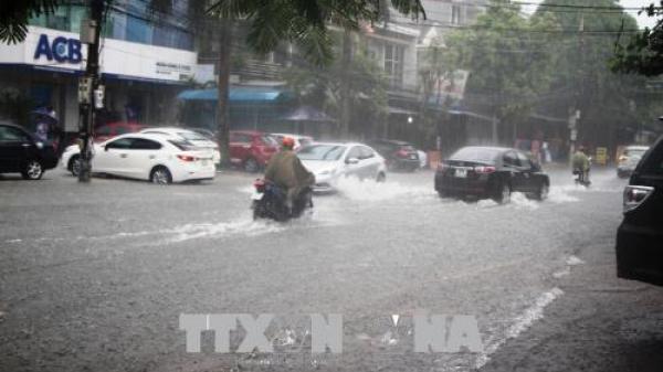Từ ngày 25 - 26/7: Lai Châu và các tỉnh miền Bắc mưa to, có nguy cơ lũ quét