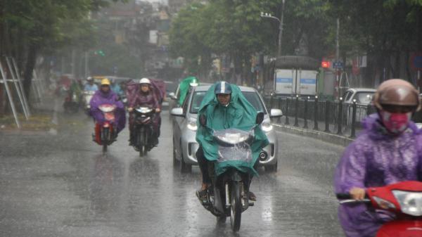 Dự báo thời tiết 25/7: Lào Cai và các tỉnh Bắc Bộ mưa to, có nguy cơ lũ quét