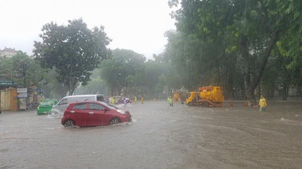 Dự báo thời tiết 26/7: Bắc Bộ sẽ có mưa lớn và dông, trọng tâm mưa ở Hòa Bình