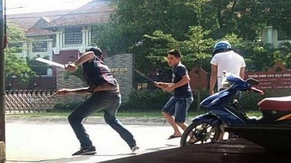 Bắc Giang: Bắt giữ nhóm đối tượng đâm .chết người vì mâu thuẫn