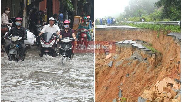 Dự báo thời tiết 27/7: Mưa lớn, Lai Châu và các tỉnh miền núi đề phòng lũ quét