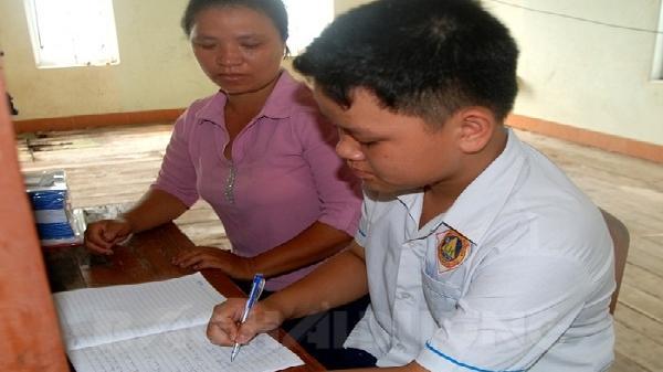 Cậu bé Hải Dương giành huy chương vàng Violympic toán cấp quốc gia ước mơ trở thành nhà toán học