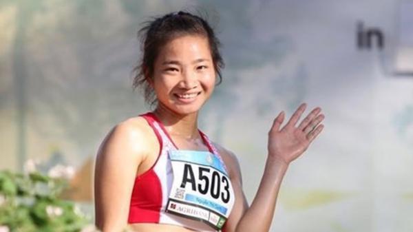 Khai mạc giải điền kinh quốc tế mở rộng 2018: VĐV Bắc Giang xuất sắc giành HCV 5.000m nữ