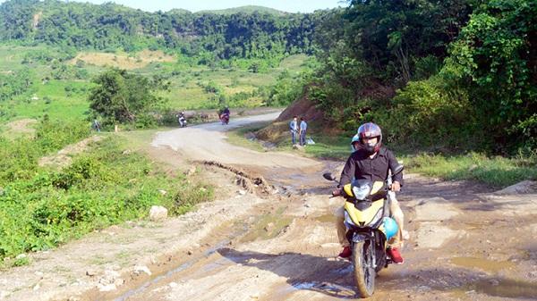 Nâng cấp tuyến đường Tà Lèng - Mường Phăng