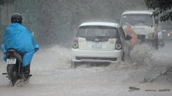 Dự báo thời tiết 28/7: Yên Bái chìm trong mưa lớn, đề phòng sạt lở