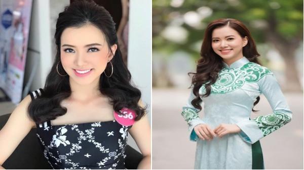 Cô gái dân tộc Tày nổi bật ở Hoa hậu Việt Nam 2018: 'Tự tin nhất ở gương mặt'