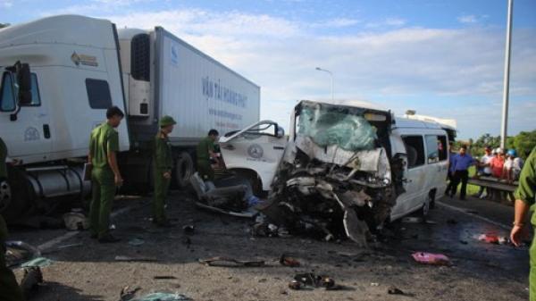 Vụ tai nạn khiến 13 người tử vong: Giả danh người nhà để trục lợi