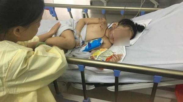 Bé gái may mắn sống sót trong vụ xe rước dâu gặp nạn: 'Mẹ ơi! Mẹ mua bim bim cho con với!'