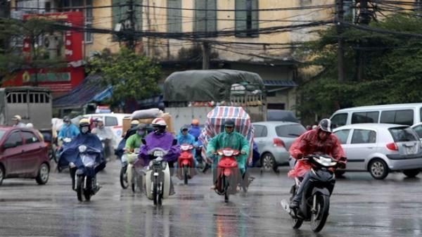 Dự báo thời tiết 2/8: Miền Bắc tiếp tục mưa