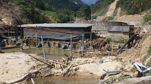 Tam Đường - Lai Châu: Ổn định đời sống người dân sau lũ