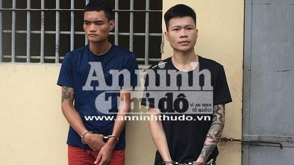 NÓNG: Bắt giữ thanh niên xăm trổ người Hải Dương chuyên cướp giật tại các hiệu vàng