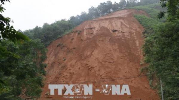 Yên Bái: Tiềm ẩn nguy cơ sạt lở đất sau mưa lũ