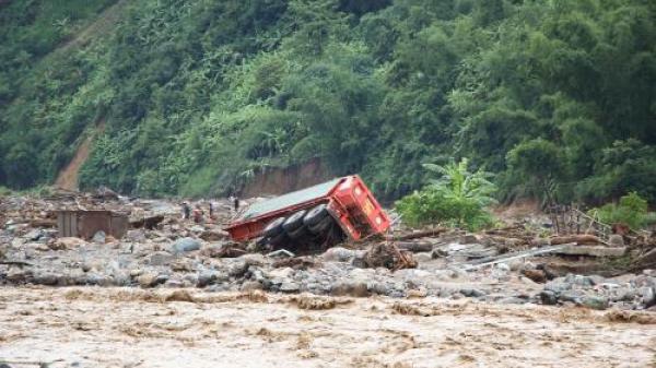 Dự báo thời tiết 4/8: Nguy cơ sạt lở, lũ quét tại Lai Châu và các tỉnh vùng núi phía Bắc