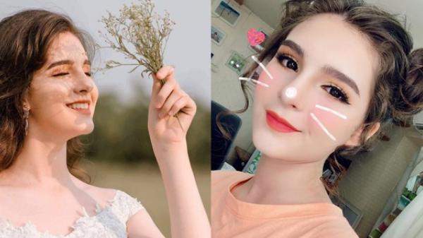 Cô bạn lai Việt - Nga ở Phú Thọ xinh như búp bê đang chiếm spotlight trên MXH vì 13 tuổi đã cao 1m70