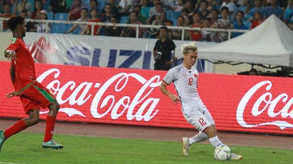 Văn Toàn hành xử cực đẹp sau trận thắng U23 Oman