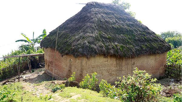 Ấn tượng với những ngôi nhà cổ rêu xanh ở Trịnh Tường, Lào Cai