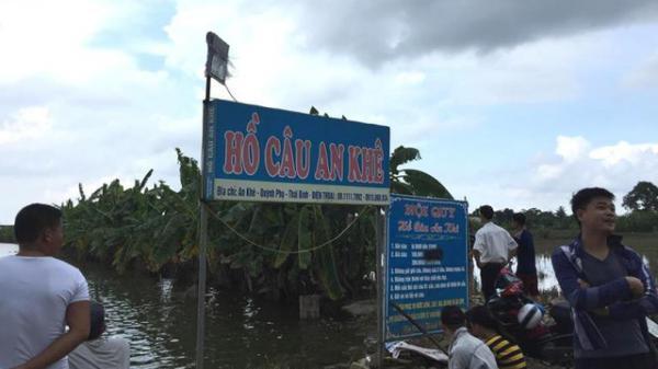 Hải Dương: Bơi ra hồ câu cá, nam thanh niên 21 tuổi bất ngờ mất tích