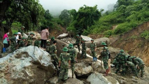 Lai Châu: Tìm kiếm người mất tích gặp khó khăn khi thi thể không còn nguyên vẹn