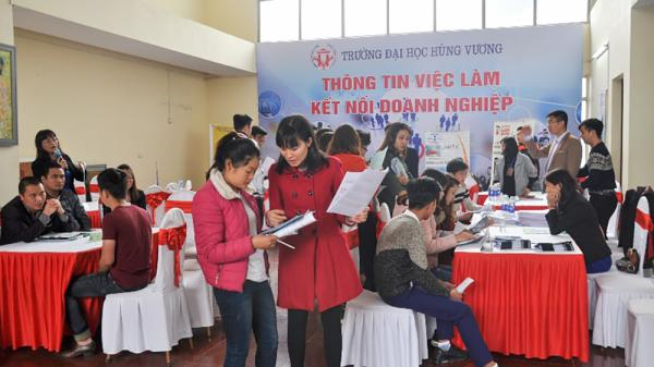 Chi tiết điểm chuẩn Đại học Hùng Vương 2018