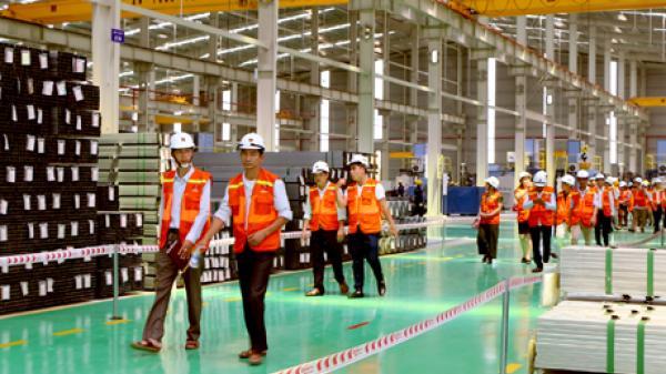 Yên Bái thu hút thêm 52 dự án sản xuất công nghiệp