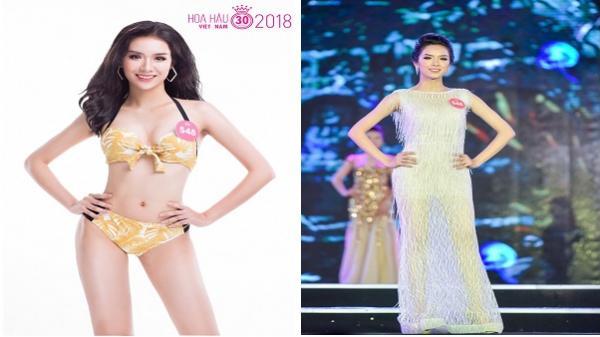 Á khôi Báo chí đến từ Yên Bái và những chuyện thú vị khi thi Hoa hậu Việt Nam 2018