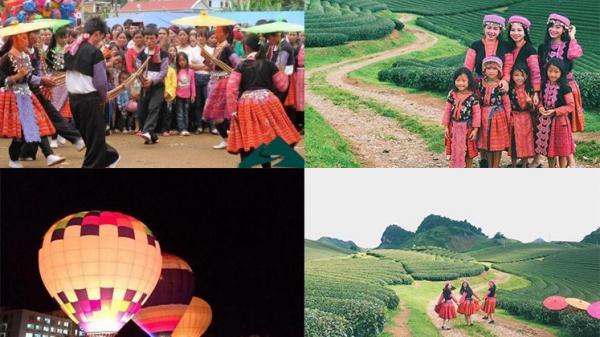 NÓNG: Nhiều chương trình hấp dẫn trong Tuần Văn hóa – Du lịch Tây Bắc năm 2018