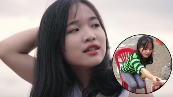 """Em gái bán lê Hà Giang """"hot"""" nhất MXH bất ngờ xuất hiện trong trailer MV du lịch"""