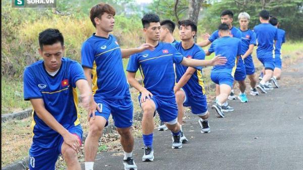 Chê sân tập quá xa, U23 Việt Nam bị chủ nhà Indonesia đổi cho sân khác còn xa hơn