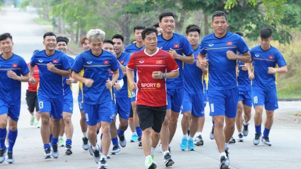 Nước chủ nhà ASIAD 2018 chính thức lên tiếng sau sự cố Olympic Việt Nam phải tập trên sân bê tông