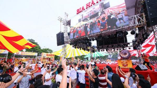 Ngày hội Bia Hà Nội 'tái ngộ' tại Bắc Giang vào ngày 17/8 tới đây