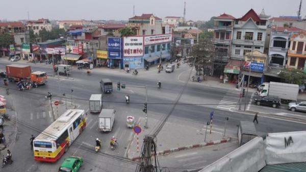 Mỹ Hào trở thành huyện nông thôn mới đầu tiên của Hưng Yên