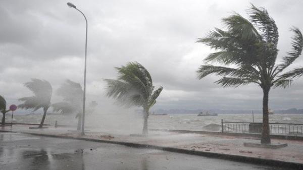 Do ảnh hưởng của bão số 4, miền Bắc có mưa từ đêm nay