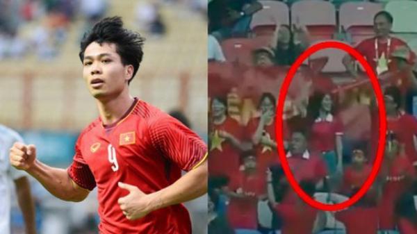 Clip: Đã là tình cũ, Hoà Minzy vẫn quẩy tưng bừng trước bàn thắng của Công Phượng trên sân Indonesia chiều nay