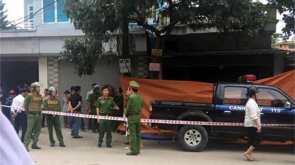 NÓNG: Xả súng kinh hoàng tại Điện Biên, 2 vợ chồng và 1 người lạ tử vong