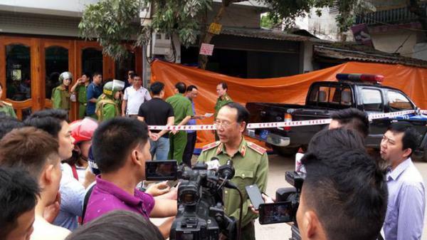 Xác định nghi phạm và nguyên nhân vụ nổ súng chết 2 vợ chồng giám đốc ở Điện Biên