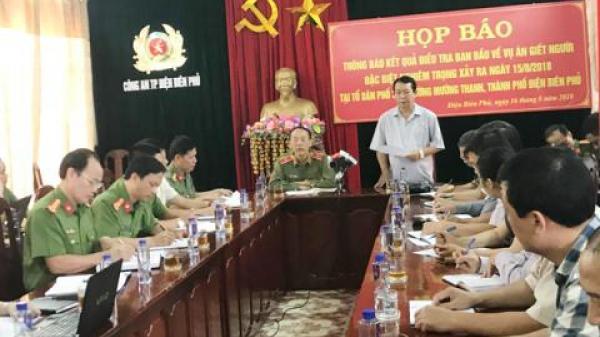 NÓNG: Công bố chính thức nguyên nhân, chân dung hung thủ và thư tuyệt mệnh trong vụ xả súng kinh hoàng ở Điện Biên