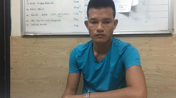 """Thanh niên 8x ở Hải Dương đang đi """"ship"""" ma túy thì gặp... Công an phường"""