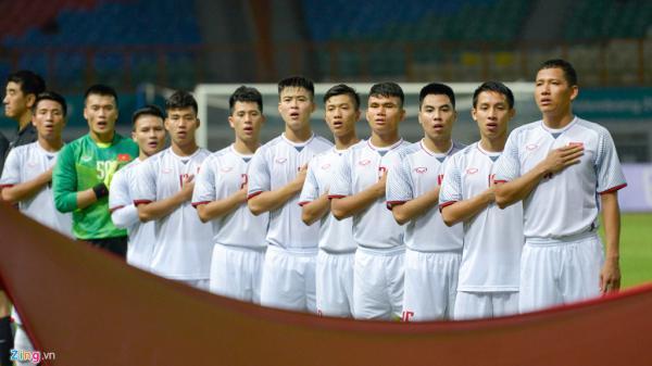 'Song Đức' ghi bàn, Olympic Việt Nam vượt qua vòng bảng ASIAD