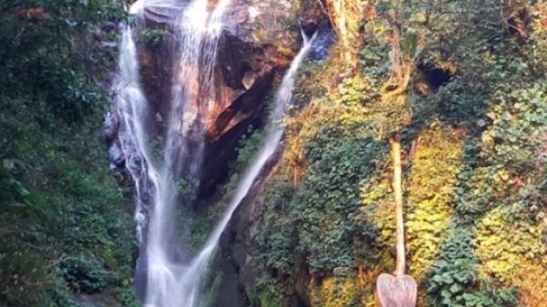 Mãn nhãn ngắm thác Trái Tim ở Lai Châu trên dãy Hoàng Liên Sơn