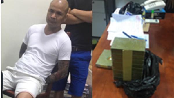 Bắc Giang: Vừa ra tù, kẻ giết người lại ôm bánh heroin