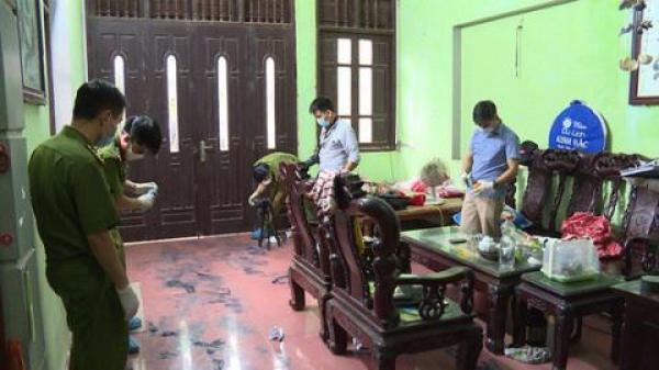 Đôi vợ chồng bị sát hại dã man ở Hưng Yên: Phát hiện ra đồ vật của hung thủ để lại