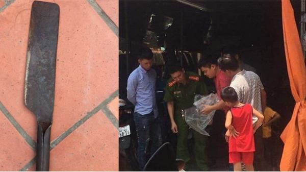 NÓNG: Vợ đang mang thai 9 tháng bị chồng chém lìa tay ở Bắc Giang