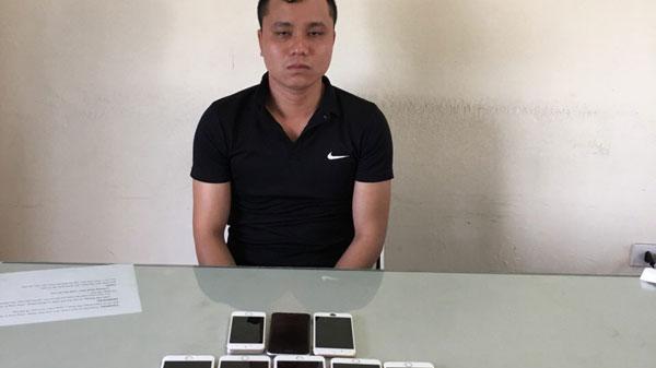 """Tiết lộ chân tướng đối tượng chuyên cướp giật điện thoại """"xịn"""" ở Hải Dương"""