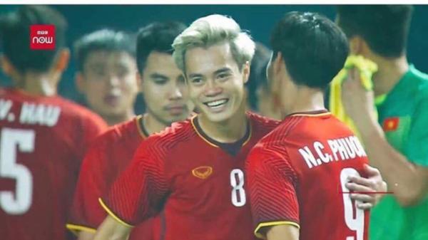 Các cầu thủ U23 Việt Nam chia sẻ gì trên mạng xã hội sau trận thắng U23 Bahrain?