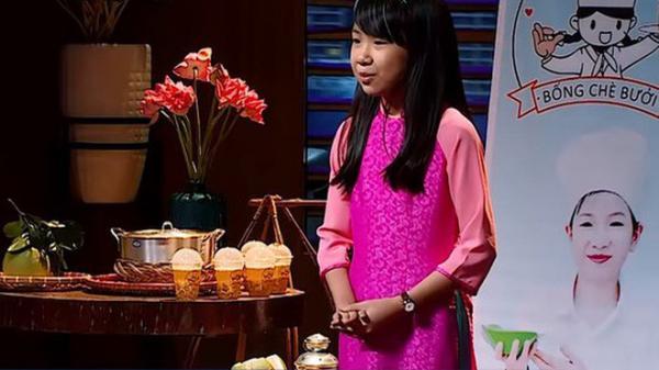 Cô bé 10 tuổi tự sắm iPhone, laptop lên gọi vốn trên Shark Tank Việt Nam