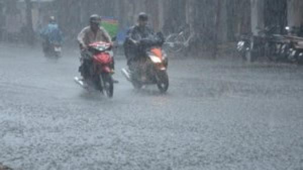 Từ ngày mai, Lai Châu và các tỉnh miền Bắc đón mưa lớn đến hết tháng